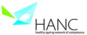 Logo healthy ageing network of competence